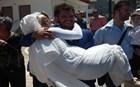 Τρελός γάμος στα Χανιά: Φίλος του γαμπρού ως νύφη και ρύζι με μπουλτόζα!