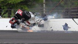 Τρομερό ατύχημα για τον Σεμπαστιάν Μπουρντέ (vid)