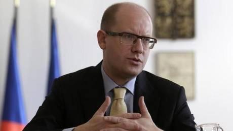 Τσεχία: Ανακάλεσε την απόφαση του για παραίτηση ο Μποχουσλάβ Σόμποτκα