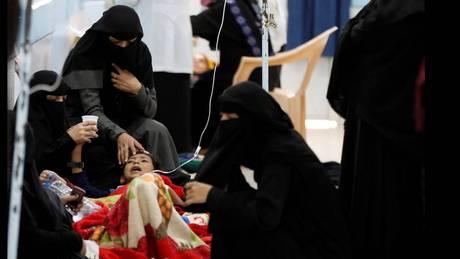 Υεμένη: 48 νεκροί από χολέρα σε λιγότερο από δύο εβδομάδες (pics&vid)