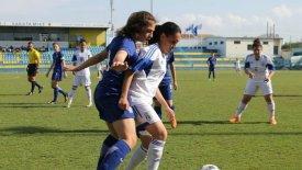Φιλική νίκη επί της Κύπρου η Εθνική Νεανίδων