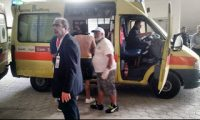 Οι Σαμαρείτες Διασώστες του Ελληνικού Ερυθρού Σταυρού απέδειξαν την ετοιμότητα και άρτια εκπαίδευσή τους στην επικίνδυνη ζώνη επεισοδίων του Πανθεσσαλικού Σταδίου