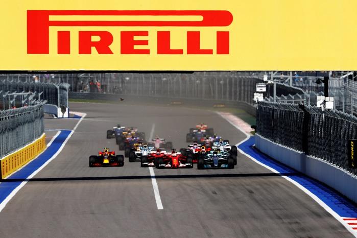 F1 Grand Prix Ρωσίας: Ο αγώνας της Pirelli (video)