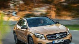 H γοητευτική αναβάθμιση της νέας Mercedes GLA (vid + pics)