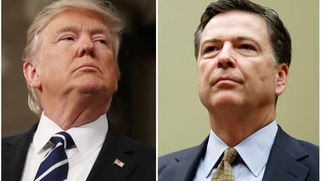O Τραμπ υπεραμύνεται της απόλυσης του διευθυντή του FBI και υπόσχεται… κάποιον «πολύ καλύτερο»