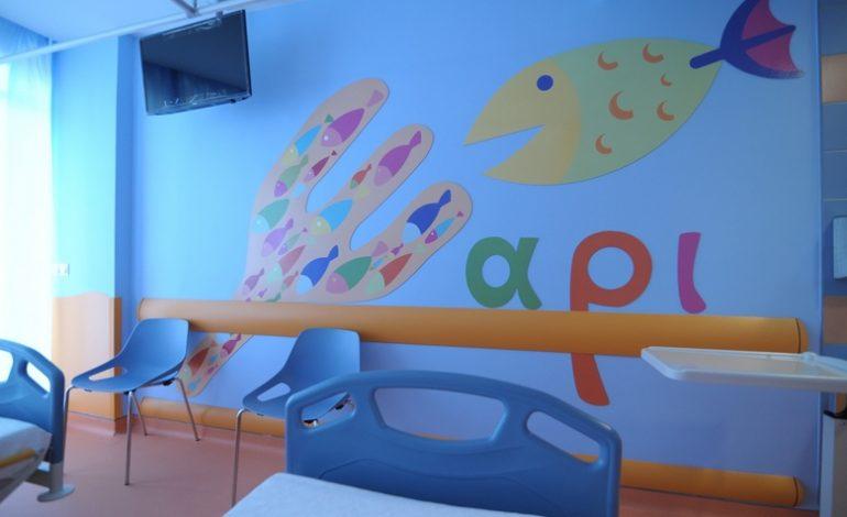 PREVIEW – Ο ΟΠΑΠ συνεχίζει το σημαντικό έργο ανακαίνισης των δύο νοσοκομείων παίδων
