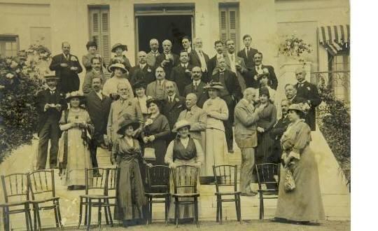 Η Κηφισιά της Belle Époque και του Μεσοπολέμου. Απόψε 8/05 19.00 στο cafe Αμαρυλλίς.