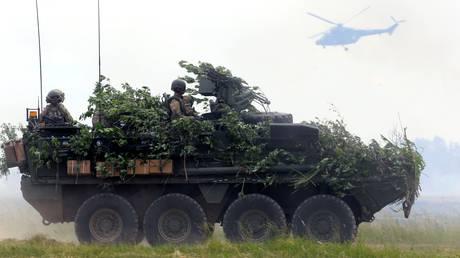 Αμερικανοί στρατιώτες τραυματίστηκαν σε επεισόδιο με πυροβολισμούς σε στρατιωτική βάση