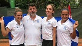 Ανοδος για την Εθνική ομάδα τένις γυναικών