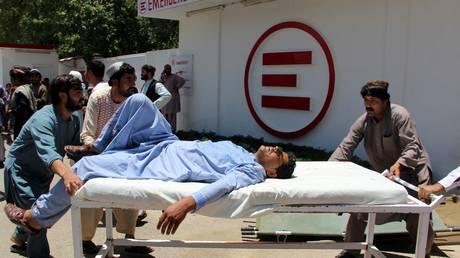 Αφγανιστάν: Δεκάδες νεκροί από επίθεση με παγιδευμένο όχημα έξω από τράπεζα