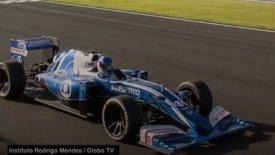 Γίνεται να οδηγήσεις ένα μονοθέσιο της Formula1 με το μυαλό; (vid)