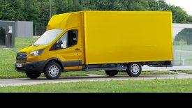 Ηλεκτρικό φορτηγό διανομών από Ford και γερμανικά ταχυδρομεία