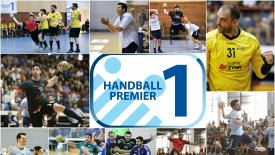 Η Αll star team Handball Premier 2016-2017