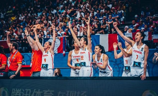 Ισπανία – Γαλλία 71-55