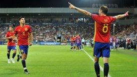 Ισπανία – Ιταλία 3-1