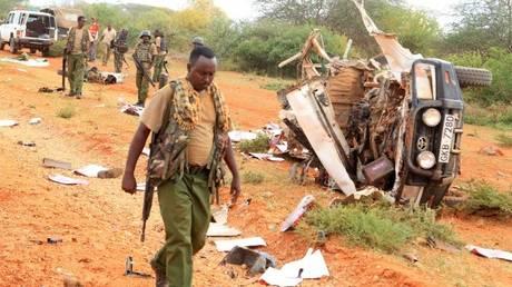 Κένυα: 4 παιδιά και 4 αστυνομικοί νεκροί από αυτοσχέδιο εκρηκτικό μηχανισμό