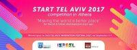 Λήγει στις 26 Ιουνίου η προθεσμία για την υποβολή αιτήσεων στο διαγωνισμό Start Tel Aviv 2017