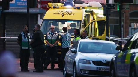 Λονδίνο: Βαν έπεσε πάνω σε πιστούς που έβγαιναν από τζαμί