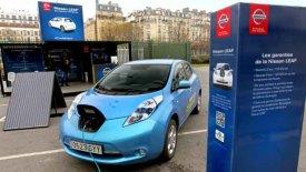 Λύσεις για το μέλλον της αυτοκίνησης από τη Nissan