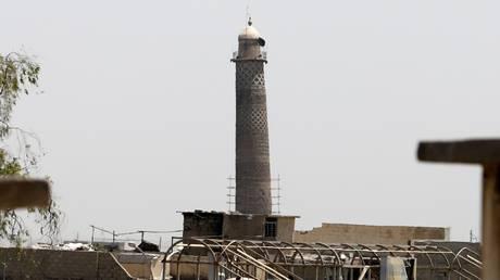 Μοσούλη: Καταστράφηκε το Μεγάλο Τέμενος αλ Νούρι