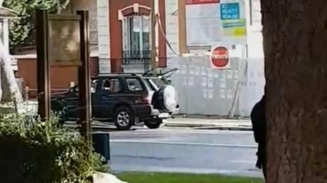 Νέος συναγερμός στη Γαλλία – Επιχείρησε να παρασύρει πεζούς έξω από τζαμί