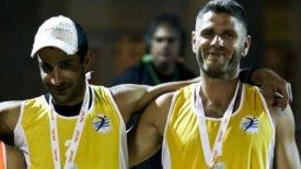 Νιώπας, Παπαδημητρίου: «Το beach volley εχει μέλλον με τον Κανέλλο και τον Ιωαννίδη»