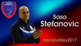 Ο Στεφάνοβιτς νέος προπονητής στον Φοίνικα