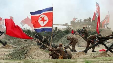 Πιονγιάνγκ: Κίνδυνος από αμερικανικά πυρομαχικά που δεν έχουν εκραγεί από τον Πόλεμο της Κορέας