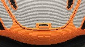 Ποια McLaren γίνεται (από) 280.000 κομμάτια;