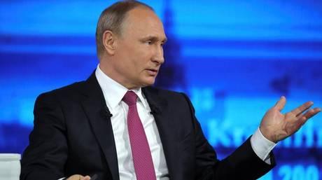 Πούτιν: «Δεν θέλω τα εγγόνια μου να μεγαλώσουν σαν πρίγκιπες»