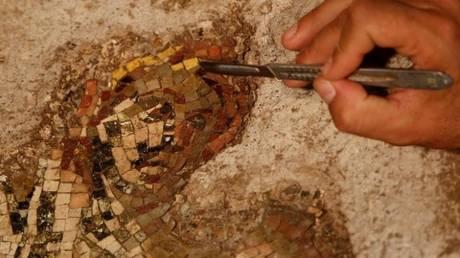 Ρώμη: Μια… μικρή Πομπηία έφεραν στο φως τα έργα του μετρό