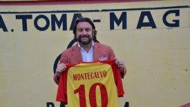 Σε ιταλική ομάδα τοπικού πρωταθλήματος ο Μοντεκάλβο!