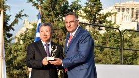 Στην Πνύκα έγινε η Τελετή Εναρξης της 57ης Διεθνούς Συνόδου της ΔΟΑ