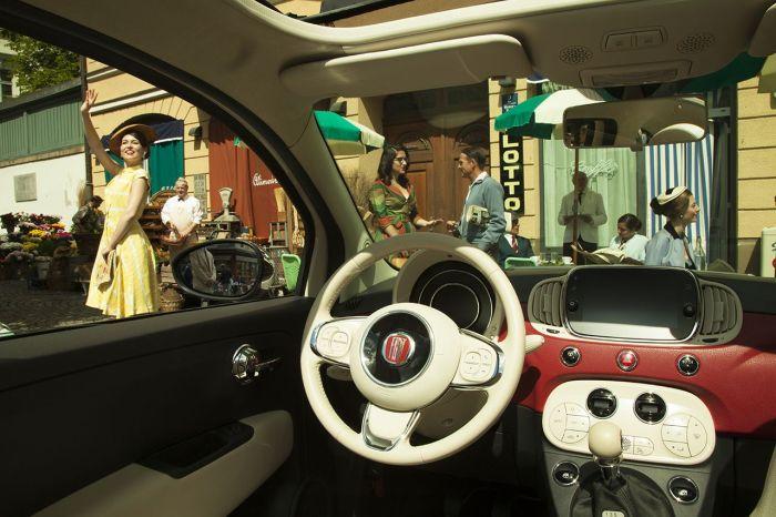 Στο Μόναχο η περιοδεία του πάντα νέου Fiat 500 (video)