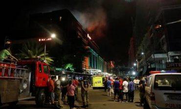 Το Ισλαμικό Κράτος ανέλαβε την ευθύνη για την επίθεση σε καζίνο στη Μανίλα