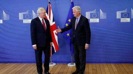 Brexit: Συμφωνία για προτεραιότητες και χρονοδιάγραμμα