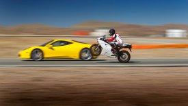 Colpo Grosso της Ferrari με Ducati!