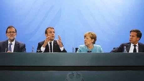 Eνιαίο μέτωπο των Ευρωπαίων ενόψει της G20 έναντι των ΗΠΑ
