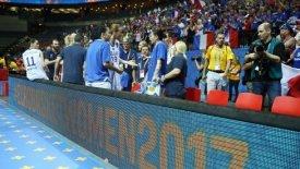 Highlights: Ελλάδα-Γαλλία 55-77