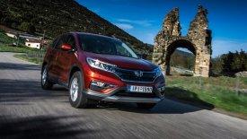 Honda CRV με έκπτωση έως 2.000€
