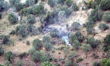 To PKK διαψεύδει την Τουρκία: Εμείς ρίξαμε το στρατιωτικό ελικόπτερο (pics)