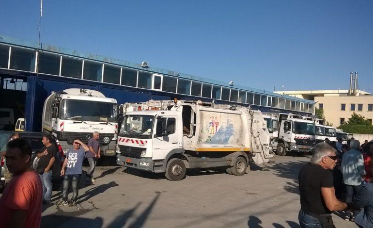 Νέα ανακοίνωση από το Δήμο Κηφισιάς αναφορικά με τα σκουπίδια