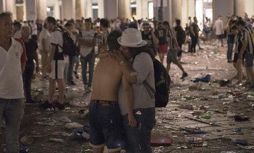 Ιταλία: Τουλάχιστον 600 οι τραυματίες στο Τορίνο - Ένα παιδί 3 ετών και μια γυναίκα σε σοβαρή κατάσταση