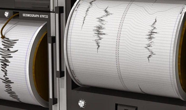 Νέος σεισμός στην Λέσβο 4,4 Ρίχτερ