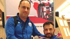 «Ασημένιος» στο Παγκόσμιο Κύπελλο της Βαρσοβίας ο Τριανταφύλλου