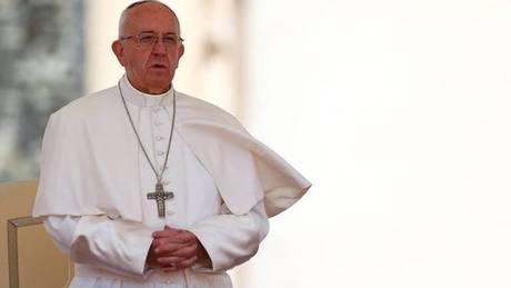 «Καμπανάκι» Πάπα Φραγκίσκου προς τους ηγέτες της G20