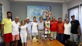 Άνοιξε η αυλαία στα τελικά του Beach Volley Masters 2017 του Αγίου Νικολάου