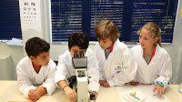 Ένα διαφορετικό θερινό σχολείο, για παιδιά με… ταλέντο στις επιστήμες