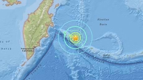 Αλάσκα: Ισχυρός σεισμός 7,8 Ρίχτερ – Φόβοι για τσουνάμι