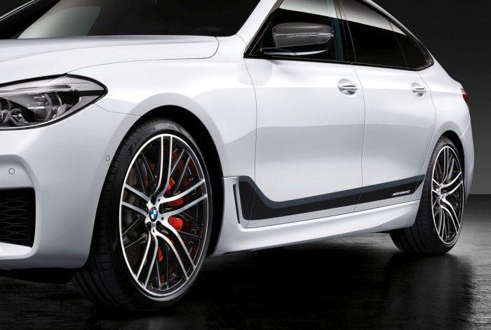Αξεσουάρ BMW M Performance για τη νέα BMW Σειρά 6 Gran Turismo